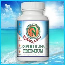 Muestra Gratis de Espirulina Premium Orgánica